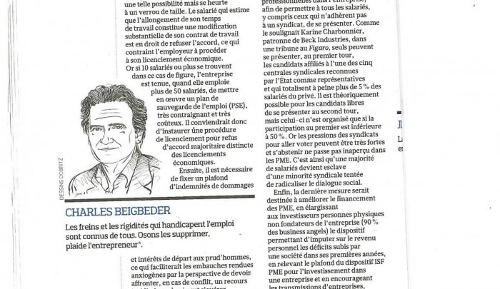 Tribune Charles Le Figaro (2)