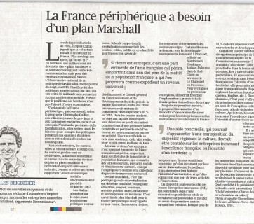 Le Figaro 23-01-2017 petit format - 2